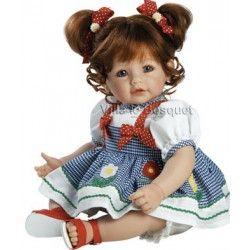 ADORA POUPEE A JOUER DAISY - poupée Toddler Adora