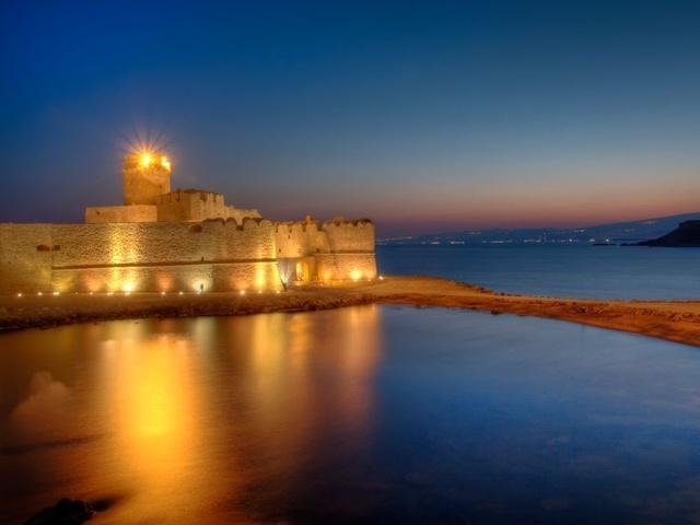 Le Castella, Crotone - Calabria, Italy