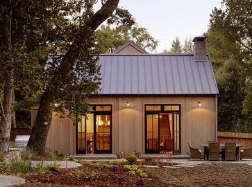 Woodside Residence - traditional - exterior - san francisco - Charlie Barnett Associates