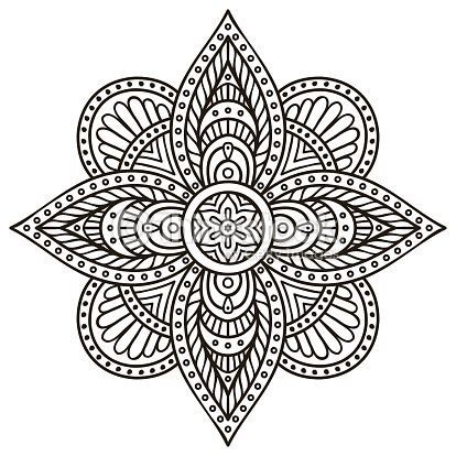 Arte vetorial : Mandala                                                                                                                                                                                 Mais