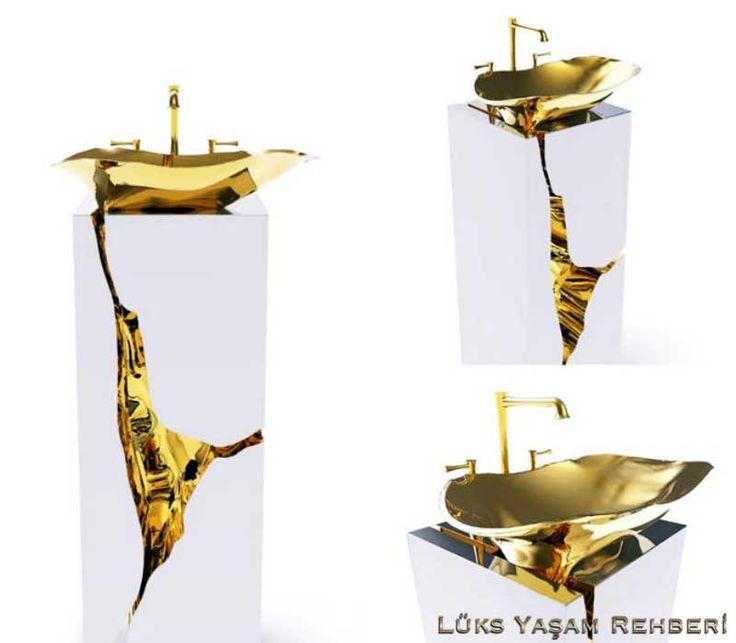 Maison Valentina Tasarımı Olan Lüks Banyolar | Lüks Yaşam Rehberi