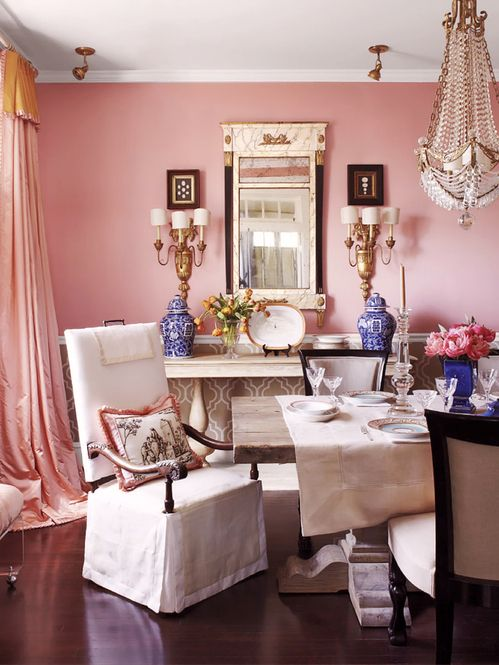 31 best dining room images on Pinterest | Wall papers, Designer ...
