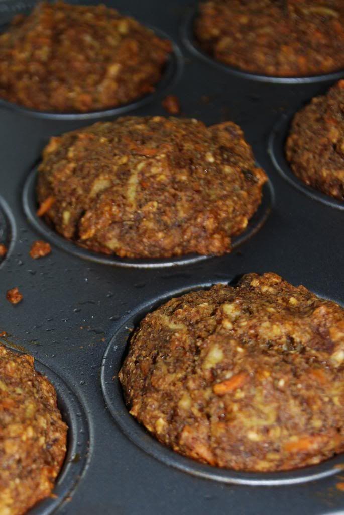 Carrot Apple Muffins | Recipe | Butter, Apples and Gluten
