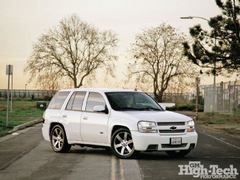 2006 Chevy Trailblazer SS - GM High-Tech Performance Magazine  my husbands next project
