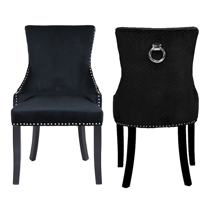 Velvetchair Quiltedchairs Knockerbackchairs Diningchairs