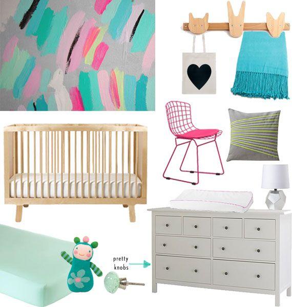 94 best Mood Boards: Nursery & Children's Bedrooms images ...