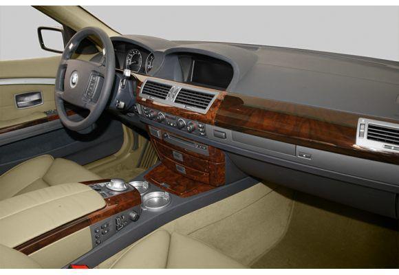 2005 BMW 760 Li, interior