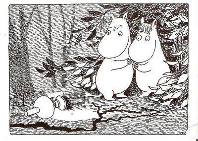 """""""Samassa lamppu kaatui nurmelle. Kukat vetäytyivät kokoon, ja pieni halkeama ryömi hittasti eteenpäin yli maan."""" Vaarallinen juhannus"""