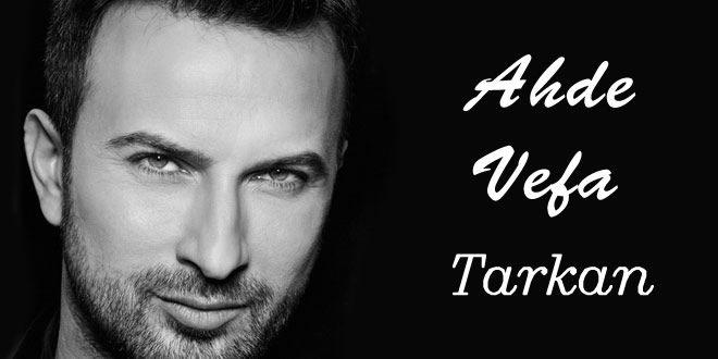 Merhaba arkadaşlar bu konuda Tarkan'ın 2016'da çıkarmış olduğu Ahde Vefa albümünü paylaşacağım.Tarkan Ahde Vefa Albümünü İndir.