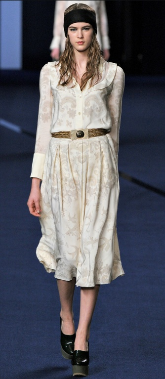 Sonia Rykiel Knitting Fashion Week