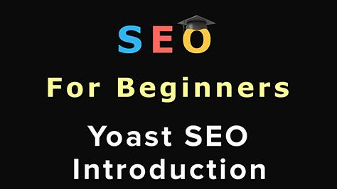 Here you will find an introduction to Yoast SEO which is the best WordPress plugin for SEO. It's 100% and offers everything you need!