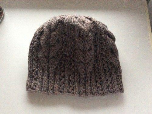 Вязаные шапочки - 2