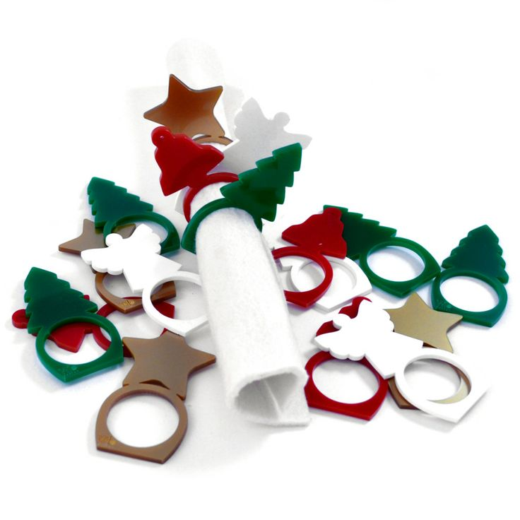 25 Best Ideas About Christmas Napkin Rings On Pinterest