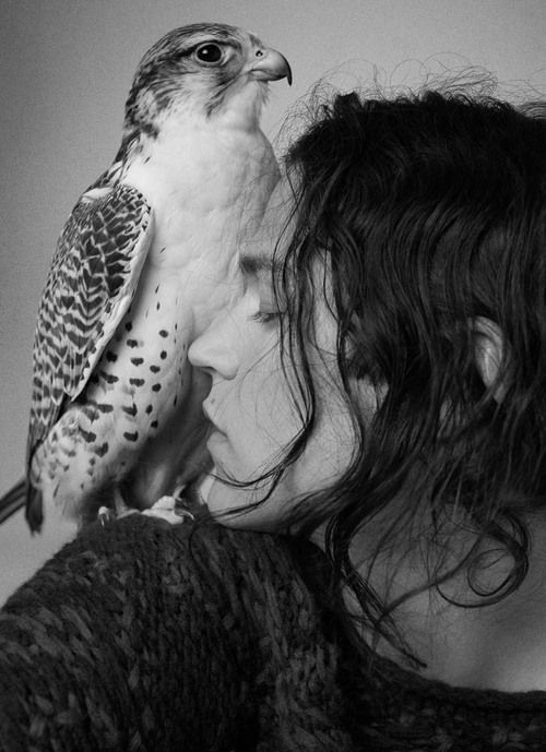 """Edun Enlists Ryan McGinley for Its Fall 2012 Campaign Featuring """"Birds of Prey"""""""