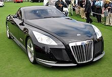 Daimler announced in November 2011 that Maybach will cease to be a brand by 2013.[2][3] The decision follows almost a decade of trying to make Maybach a profitable rival to Rolls Royce and Bentley. Maybach will be replaced by new and more luxurious models from the Mercedes brand, which is also made by Daimler.