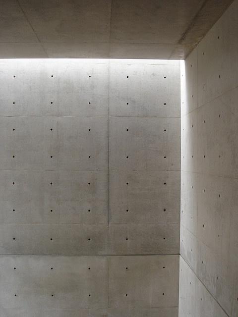 Church of Light by Tadao Ando, Ibaraki, Osaka, Japan - (1984-1989)