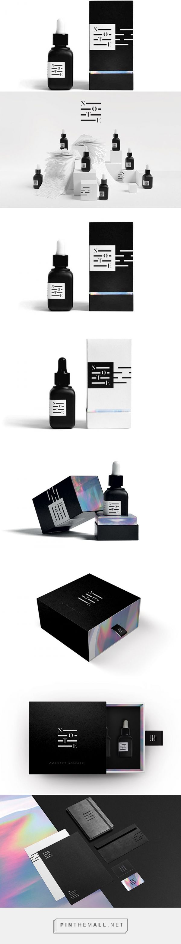 N O T E - Daily Package Design InspirationDaily Package Design Inspiration | - created via https://pinthemall.net