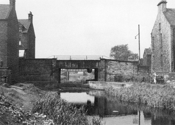 stairfoot canal