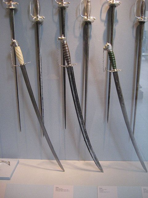 Three American Hanger Swords | Flickr - Photo Sharing!