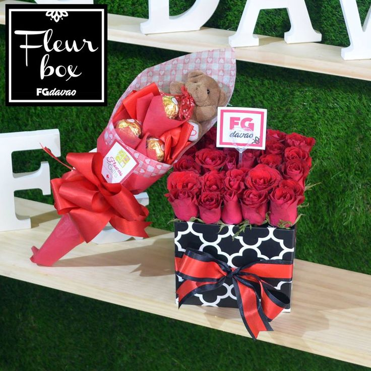 Red Roses Fleur Box and Chocolate Bouquet  Flowers Gifts Delivery www.FGDavao.com 0998 579 5720  #fleurbox #fluers #flowerbox #boxofflowers #red #redroses #boxofroses #flowersandgifts #flowersandgiftsdelivery #sendgifts #giftsdavao #giftsph #fggifts #fgdelivery #giftshop #flowershop #flowers #flowersdavao #flowersph #florist #davao #ph