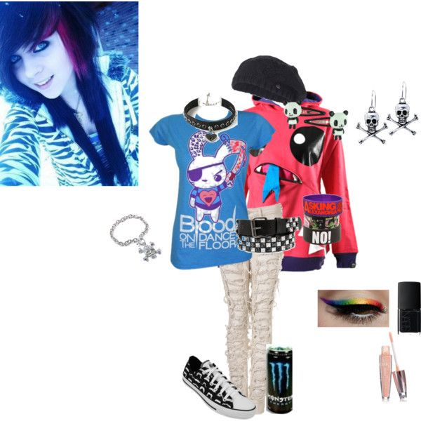 Indie Scene Outfits Polyvore | www.imgkid.com - The Image ...