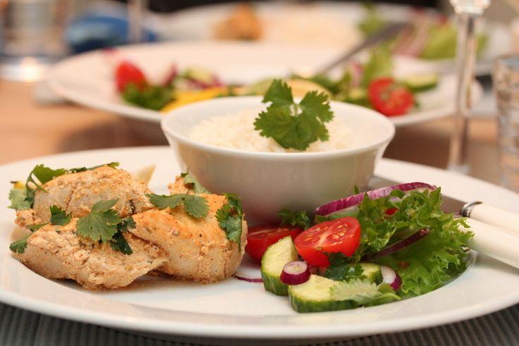 Kylling tandoori