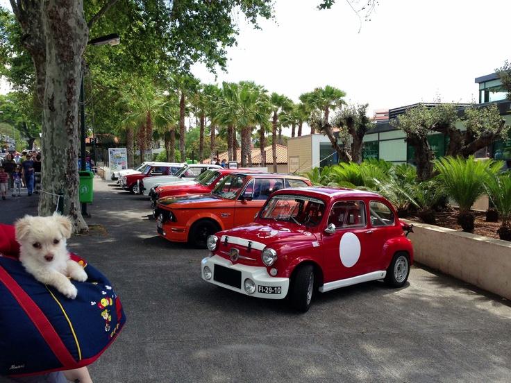 Eva no II Reid's Palace Classic Auto Show