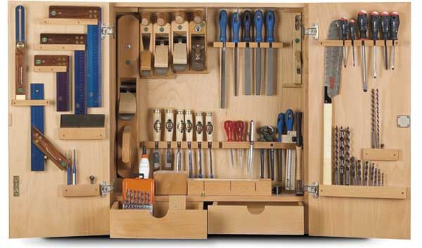 A selection of germanic and swiss orderliness