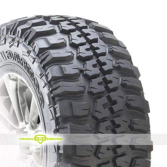 Federal Couragia MT Tire Type: Mud Terrain For more info: http://www.wheelhero.com/product-tires/Federal-Couragia-MT