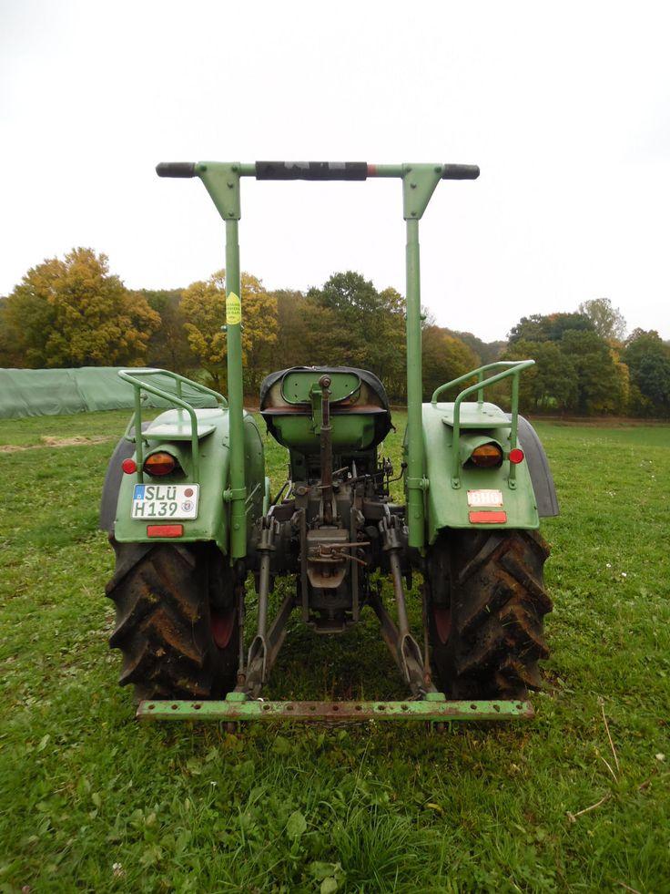Traktor Oldtimer Fendt Farmer 2 mit Frontlader in Business & Industrie, Agrar, Forst & Kommune, Landtechnik & Traktoren   eBay