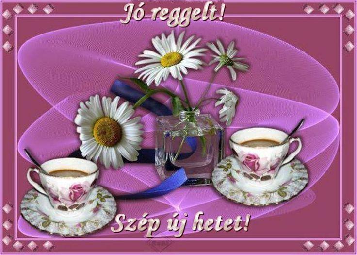 Jó reggelt! Szép új hetet!