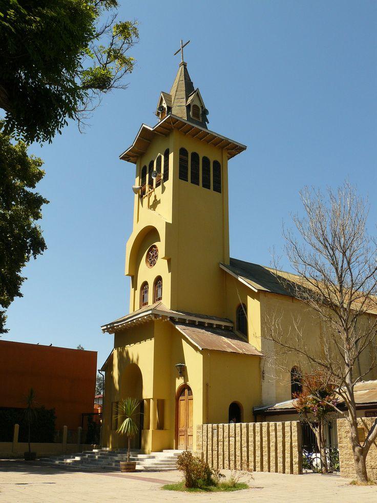 Imagen del Santuario Nuestra Señora de la Merced que representa la profunda religiosidad del pueblo isleño.
