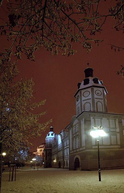 Pilsen (West Bohemia), Czechia  #city #Czechia