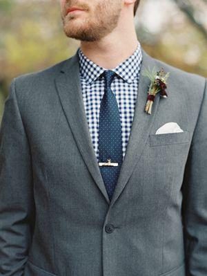 Rustic Outdoor Fall Wedding - Photography:  Landon Jacob