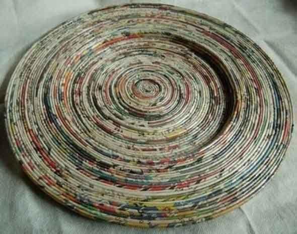 suporte para pratos artesanal 004
