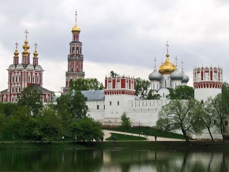 Monastero di Novodevij, Mosca