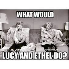lucille ball ethel mertz memes - Google Search