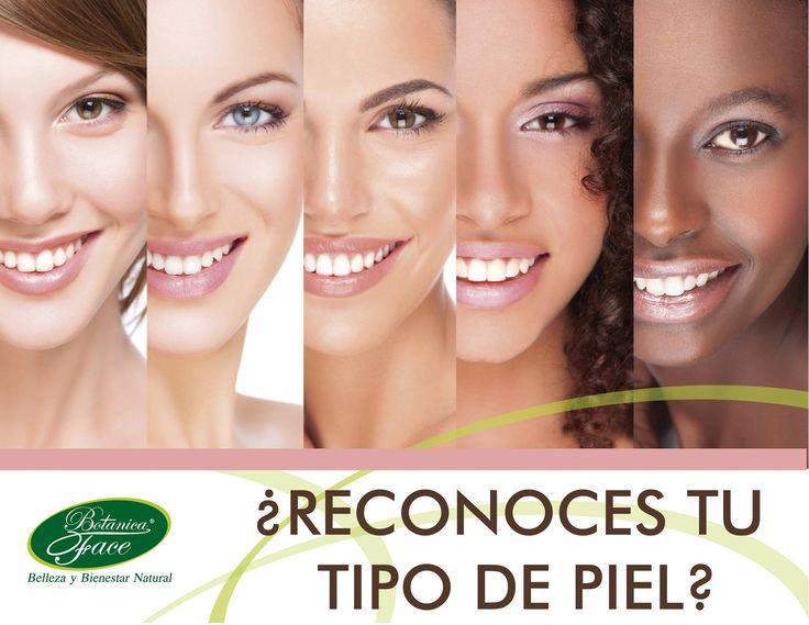 ¿Reconoces tu tipo de piel? Identificar tu tipo de piel es un tema básico para poder darle los mejores cuidados.