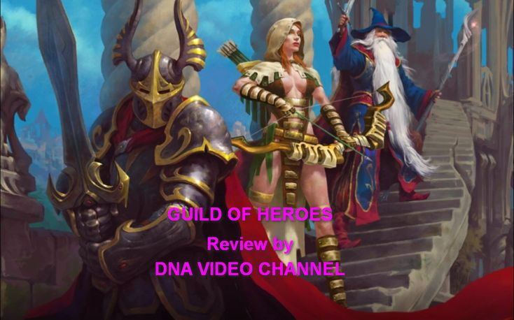 Guild of Heroes ottimo RPG alla Diablo per Android Recensione Gameplay
