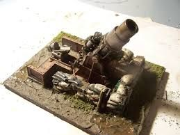 Image result for 40k heavy mortar proxies