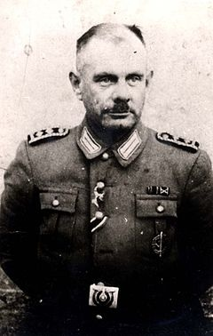 "Hermann Erich Bauer (March 26, 1900 — February 4, 1980), sometimes referred to as ""Gasmeister"", was a SS-Oberscharführer (Staff Sergeant). He participated in Nazi Germany's Action T4 program and later in Operation Reinhard, serving as a gas chamber operator at Sobibor extermination camp. Erich Bauer was one of the persons who directly perpetrated the Holocaust."
