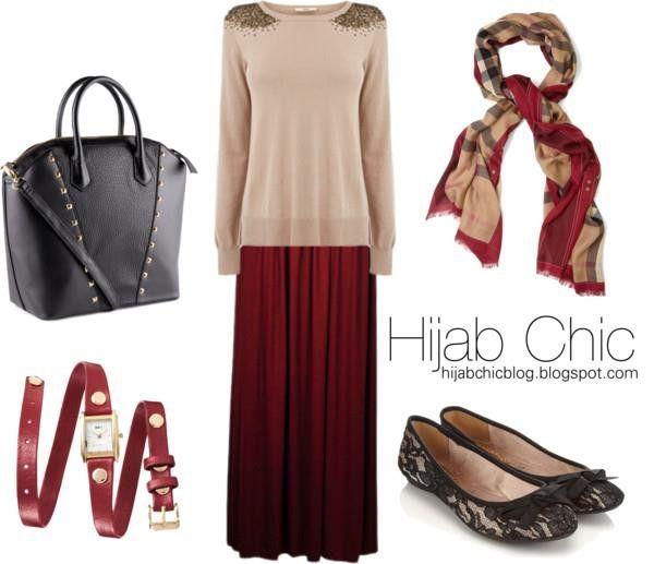 Thread: Stylish Elegant Hijab Designs 2014 Hijab Style Fashion 2014