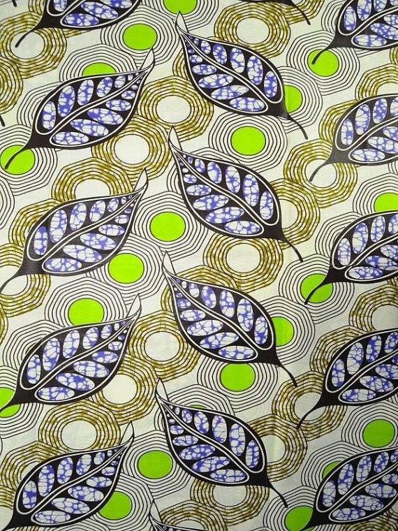 www.cewax.fr aime les tissus africains!!! Visitez la boutique de CéWax, sacs et bijoux en pagne wax : http://cewax.fr/ #Africanfashion, #ethnotendance, african prints pattern fabrics, kitenge, kanga, pagne, mudcloth, bazin, Style ethnique, tribal, #wax, #ankara, #kente, #bogolan, #Africanprintfashion, #ethnotendance, - Super Wax Print African Fabric 6 Yards 100 by Africanpremier, $29.99