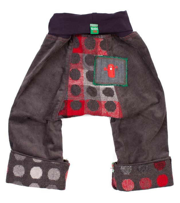 Volcanic Chubba, Oishi-m Clothing for kids, 2012, www.oishi-m.com