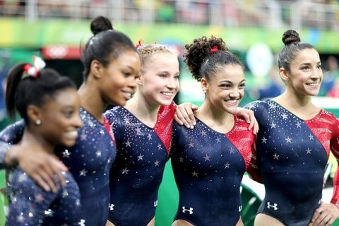 Here's all the highlights live from the women's gymnastics team final at the Rio Olympics — see all the highs and lows in our live blog from Us Weekly's reporter inside the competition!
