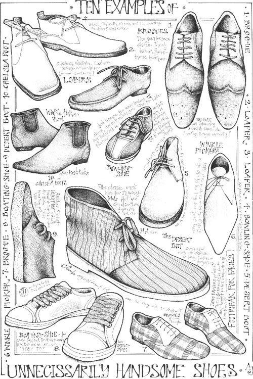 Andrea-joseph-examples in Splendid Sketches by Andrea Joseph