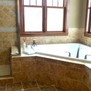 Bathroom Remodel Ideas With Corner Tub