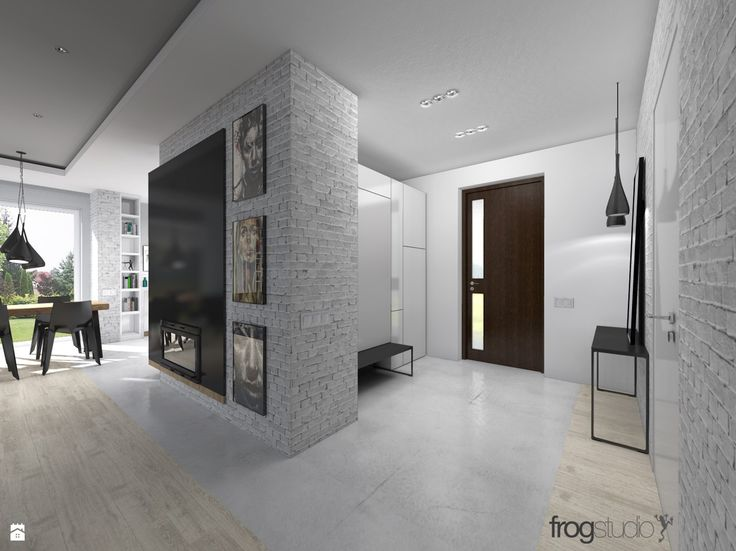 Hol / Przedpokój styl Minimalistyczny - zdjęcie od frog_studio - Hol / Przedpokój - Styl Minimalistyczny - frog_studio