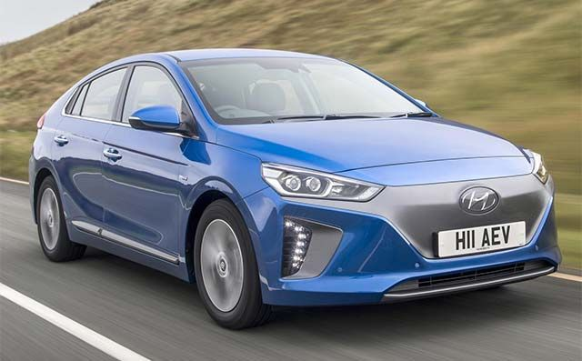 Hyundai Ioniq Electric priced from $29500 before incentives #electriccars #EV #EVs #green #cars #Deals #cleanair #ElectricCar