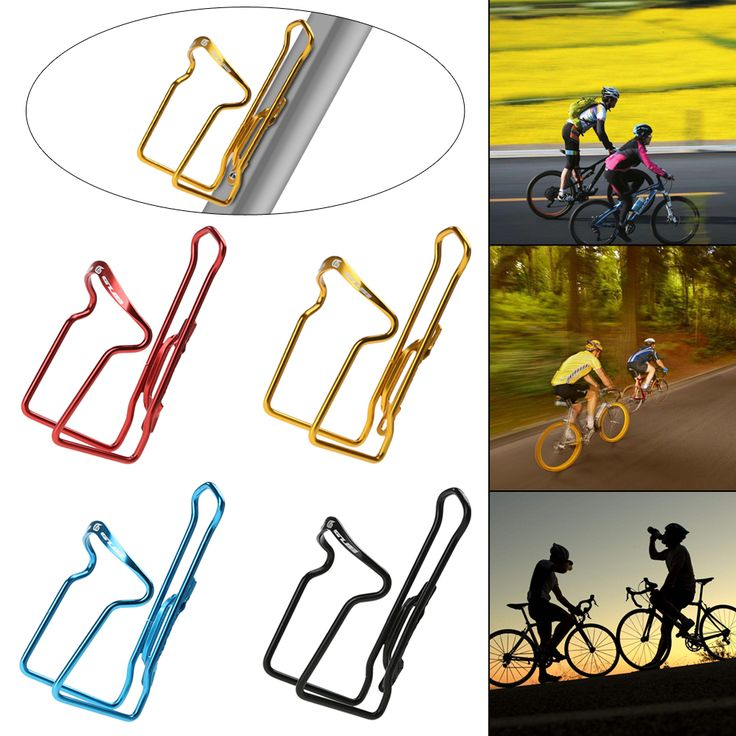 GUB Aluminum Alloy Bicycle Water Bottle Holder Cage MTB Road Bike Outdoor Sports Drink Bottles Kettle Mount Rack for Cycling #Affiliate